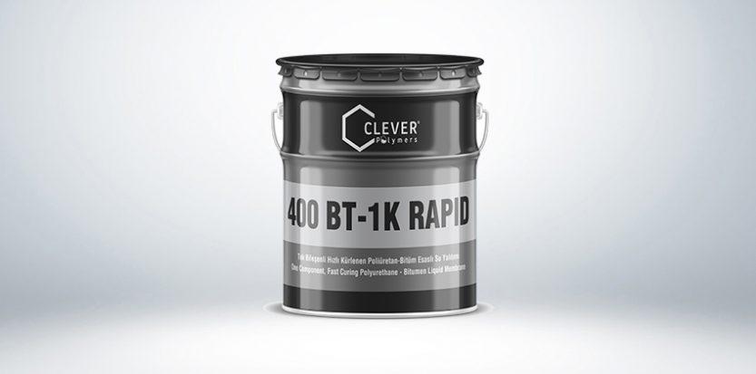 CLEVER 400 BT-1K RAPID