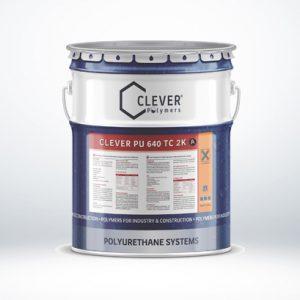 CLEVER PU 640 TC-2K Цветной
