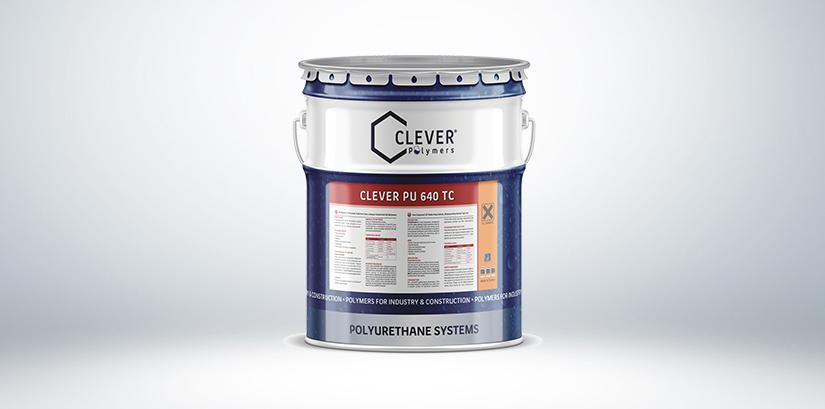 CLEVER PU 640 TC-1K-Прозрачный